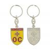 Porte clé Croix Occitane symbole de l'Occitanie Made In France