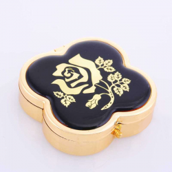 10403 Boîte à pilule motif Rose