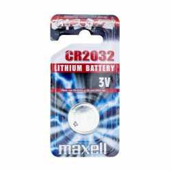 Au choix Pile CR2032 Lithium 3Volts Maxell®