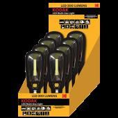 Présentoir de 8 Lampes Baladeuse magnétique LED 200 Lumens IP64 Kodak®