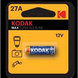 Pile Alcaline 27A MN27 12 Volts 19mAh Kodak®