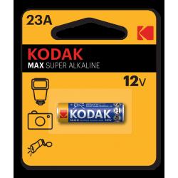 Pile 23A 12 Volts Alcaline MN21 52mAh Kodak®
