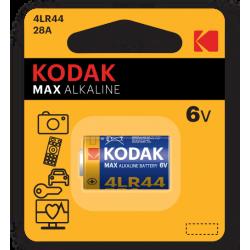 Pile 4LR44 A544 28A V4034PX Alcaline 6 Volts Kodak®