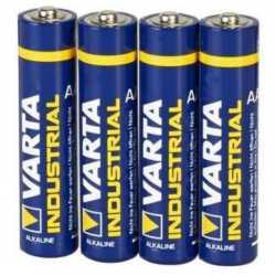 Piles Alcaline LR6 AA Mignon 4006 1.5 Volts Industrial Varta®