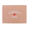 LC-157901 Portefeuille Italien en cuir de Vachette Lee Cooper