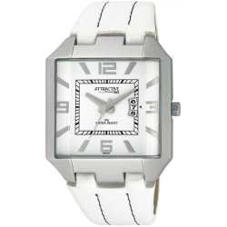 Montre Femme Quartz Metal argenté 5 ATM ATTRACTIVE Q&Q By Citizen DA63J301Y