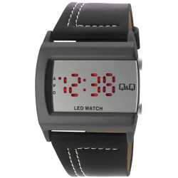 Montre Homme LED Quartz 3 ATM Q&Q By Citizen M101J501