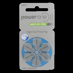 Piles Auditives 1.45v PowerOne P10