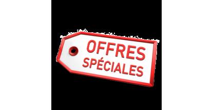 Offres Spéciales